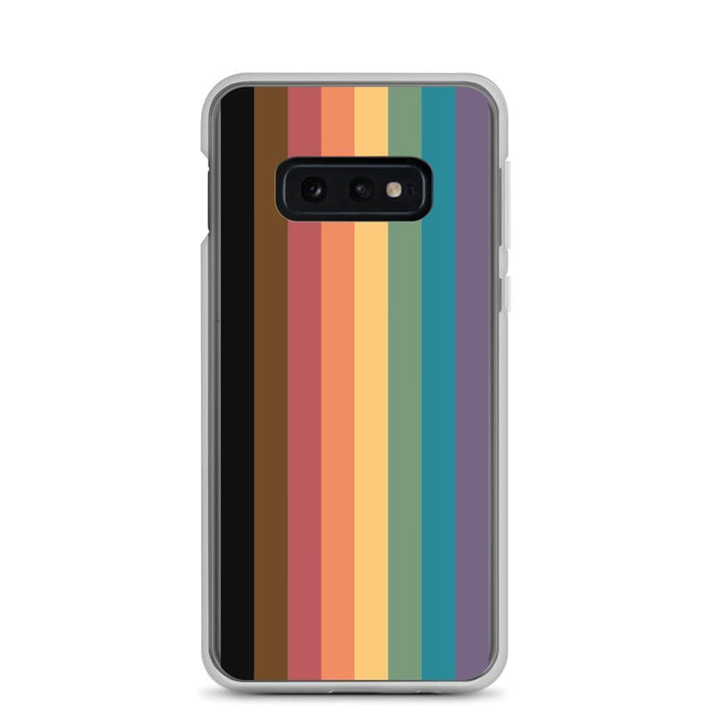 Inclusive Stripes Samsung Case