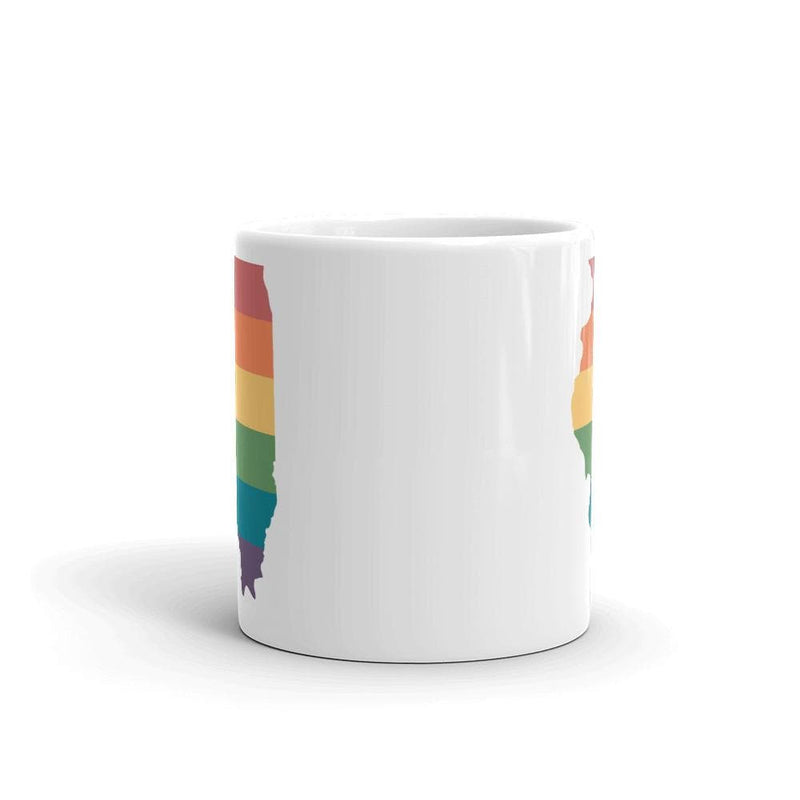 Illinois Rainbow Mug