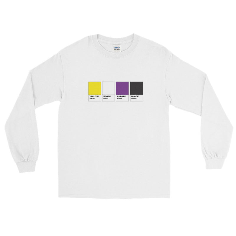 Non-Binary Colors Long Sleeve