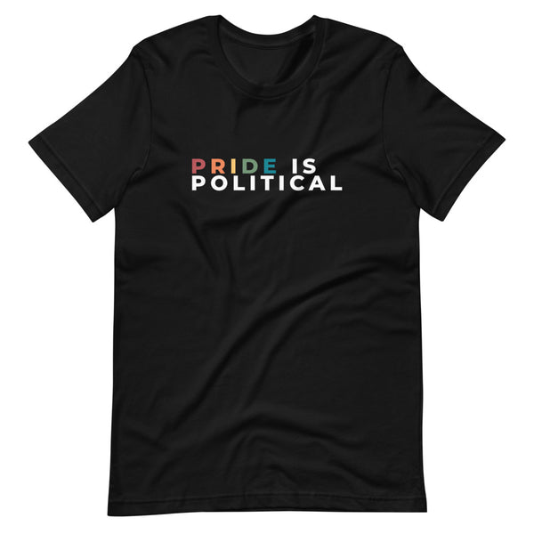 Pride is Political T-Shirt
