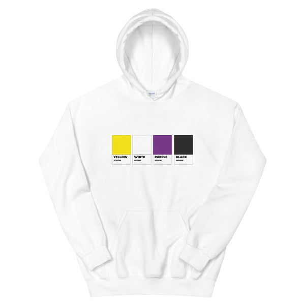 Non-Binary Colors Hoodie