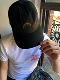 Rainbow Arch Dad Hat