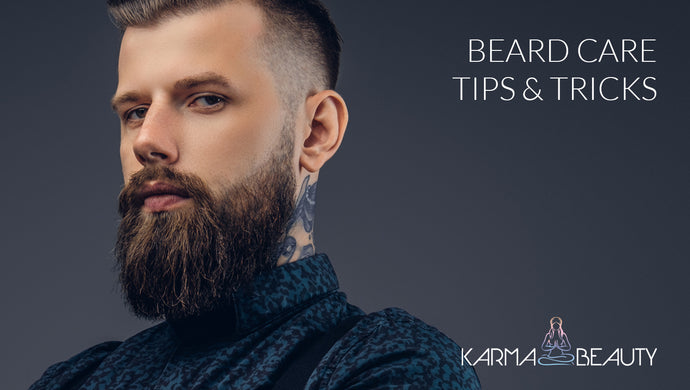 Beard Care Tips & Tricks