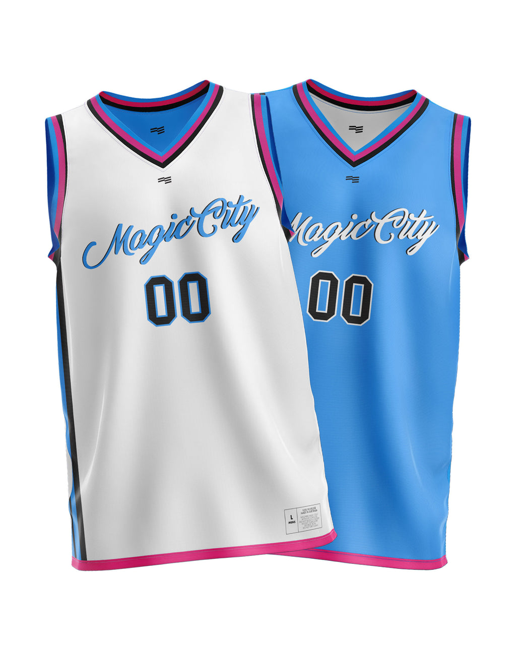 Magic City Reversible Jersey - Mens