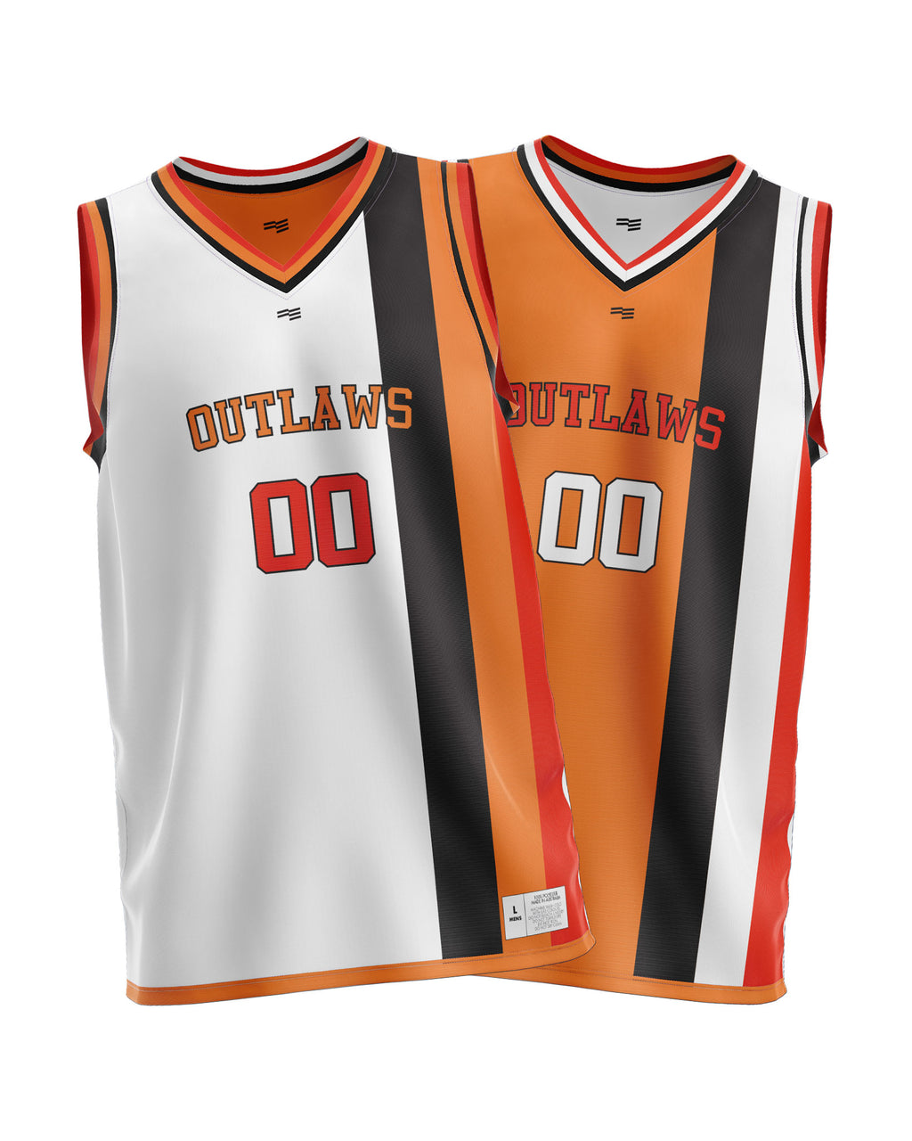 Outlaws Reversible Jersey - Mens