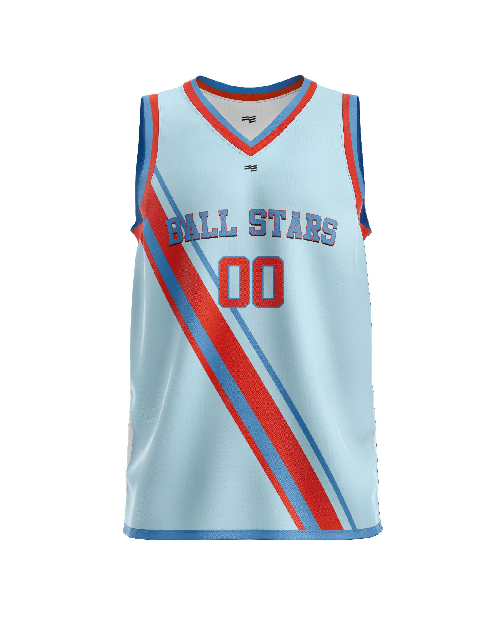 Ball Stars Reversible Jersey - Mens