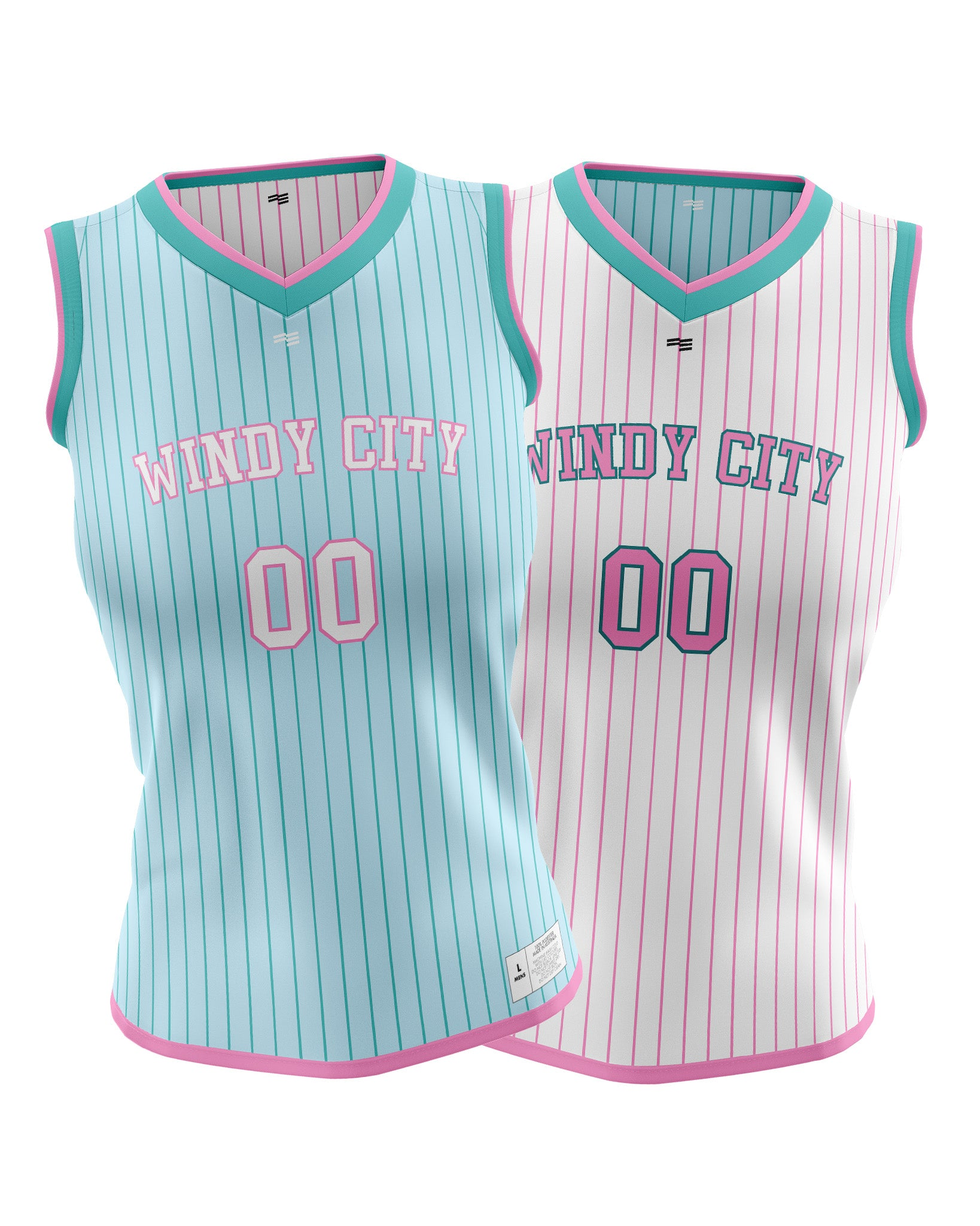 Windy City Reversible Jersey - Womens