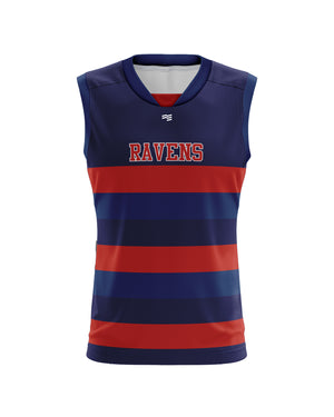 Ravens Aussie Rules Shorts - Mens