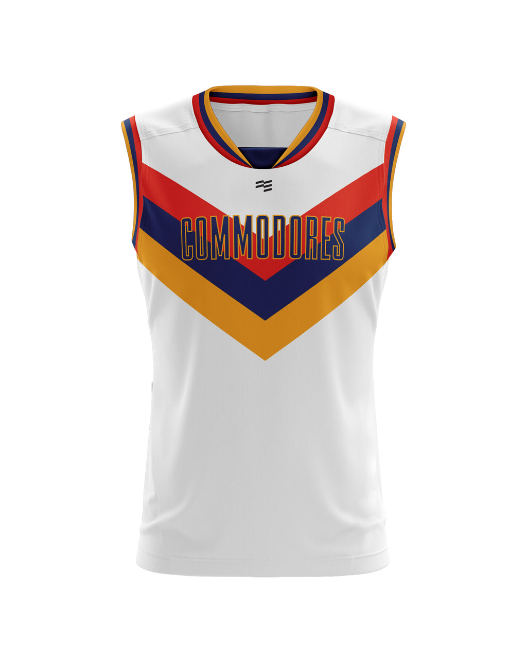 Commodores Aussie Rules Guernsey - Mens