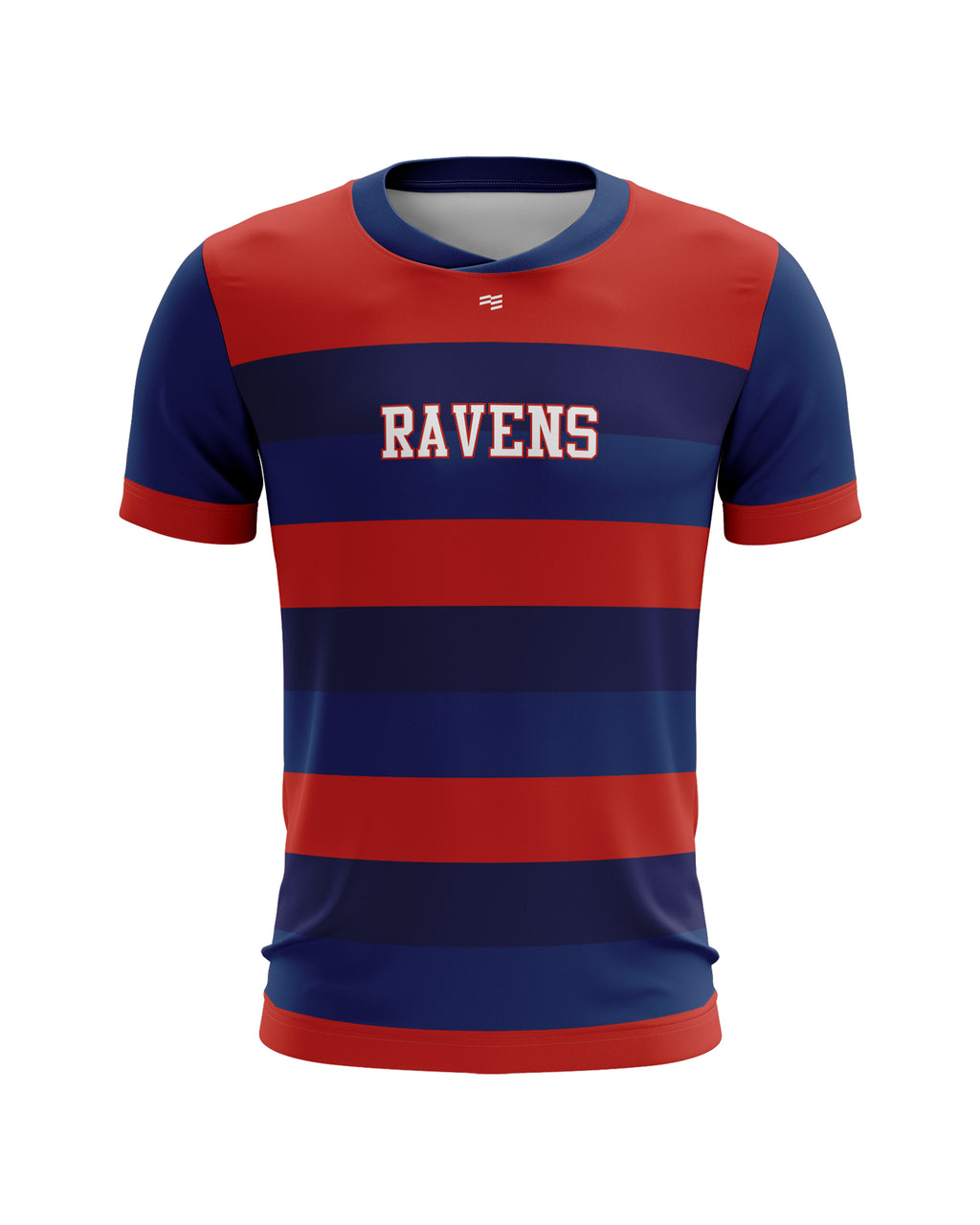 Ravens Rugby Jersey - Mens