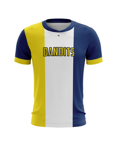 Bandits Rugby Jersey - Mens