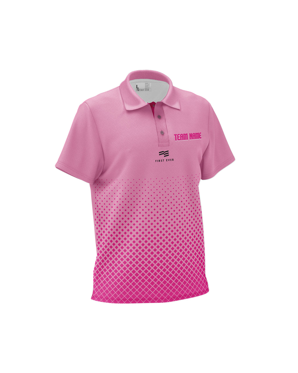 Fade Away Polo - Mens