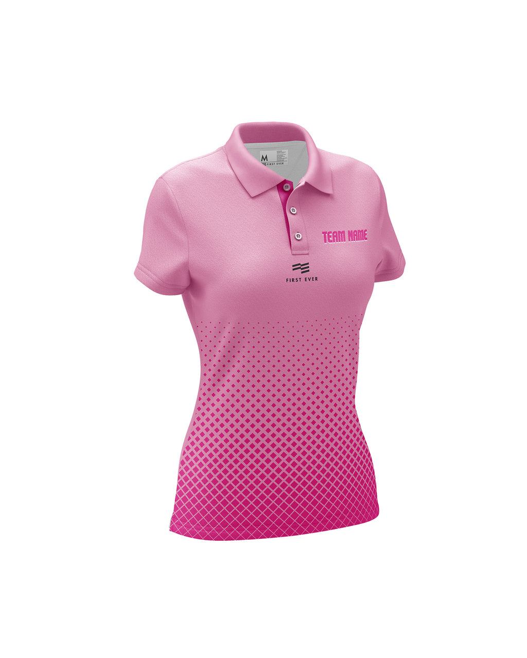 Fade Away Polo - Womens