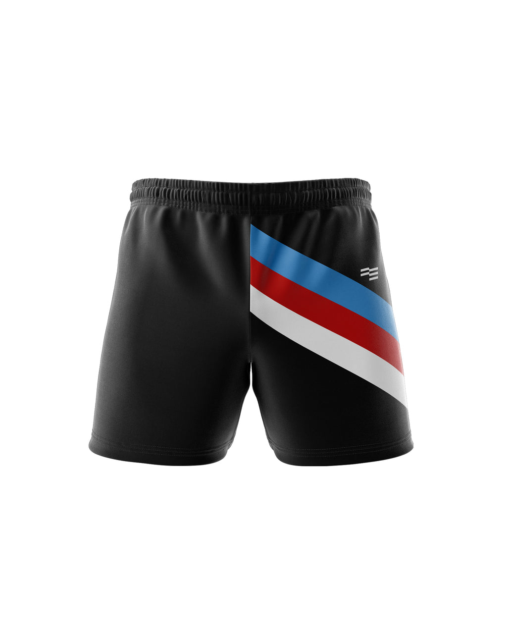 Commodores Rugby Shorts - Mens