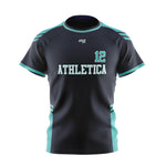Club Athletica Raglan Soccer Jersey - Youth