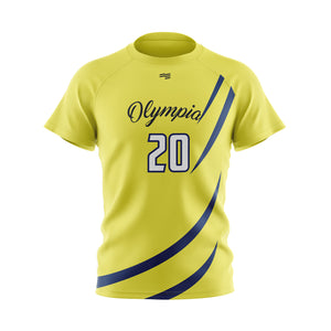 Olympia Raglan Soccer Jersey - Youth
