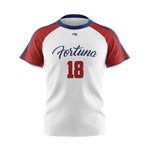 Fortuna Raglan Soccer Jersey - Youth