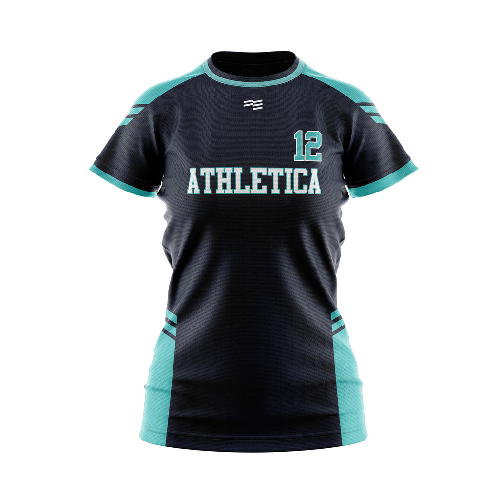 Club Athletica Raglan Soccer Jersey - Womens