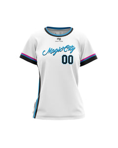 Magic City Basketball Shooting Shirt - Womens