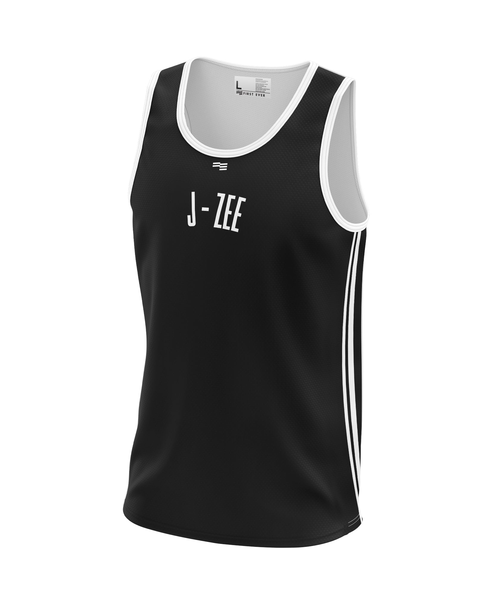 J Zee Training Singlet - Mens