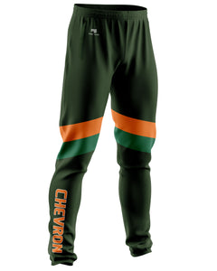 Chevron Training Trackpants - Mens