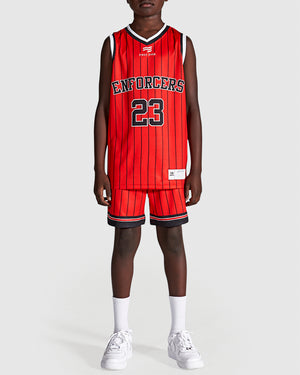 Windy City Basketball Jersey - Youth