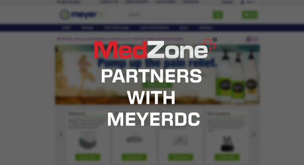 MedZone Partners with MeyerDC To Offer Products To Chiropractors