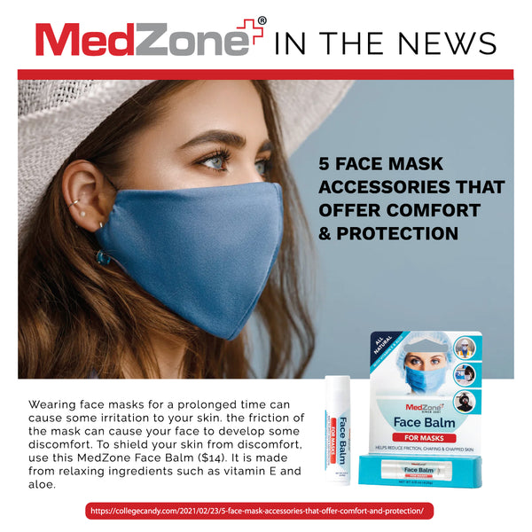 MedZone in the news | College Candy
