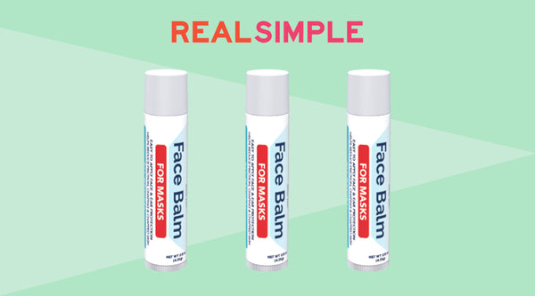 How REAL SIMPLE Shares Face Balm for Masks