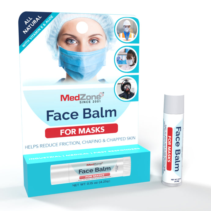Face Balm for Mask - A Letter From the CEO