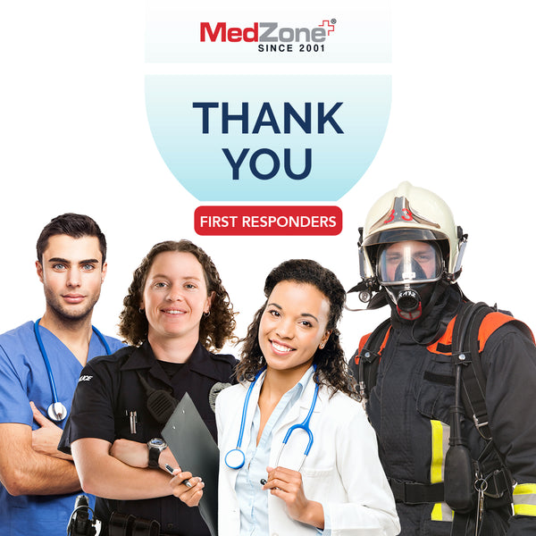 Thank You First Responders (COVID 19)