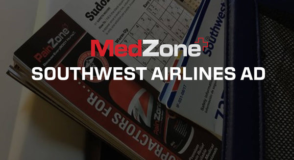 MedZone Southwest Airlines Ads