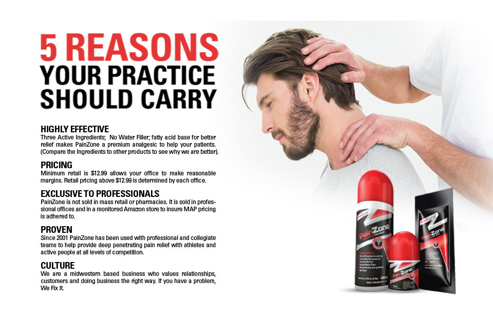 5 Reasons your practice should carry