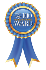 Top 100 Award Readers Choice Award