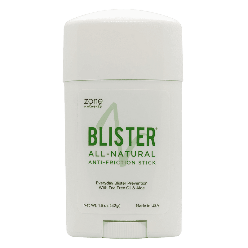Blister Formula | All-Natural Anti-Friction Stick - MedZone - Because EveryBODY Hurts -Hand Sanitizers, Prevent Blisters, Chafing, Face Mask Irritation