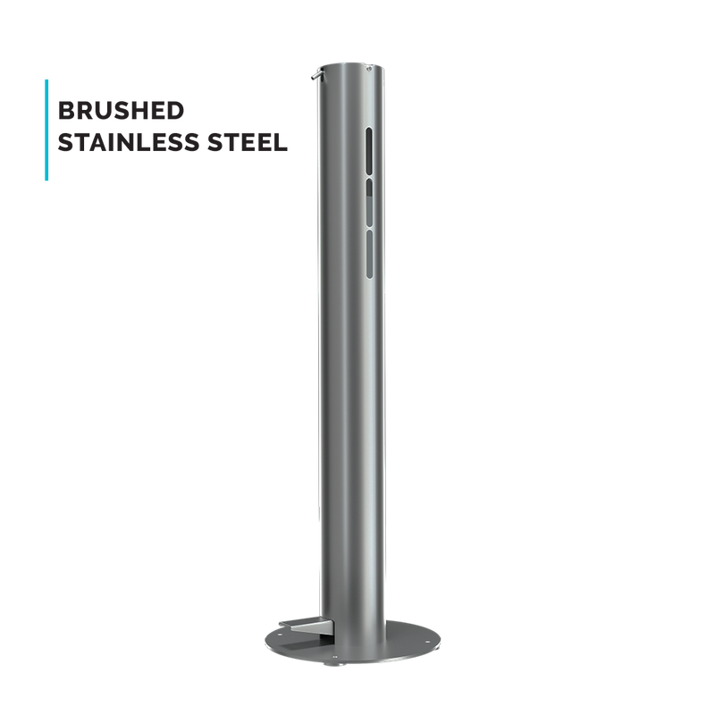 Stainless Steel Hand Sanitizer Dispenser - MedZone