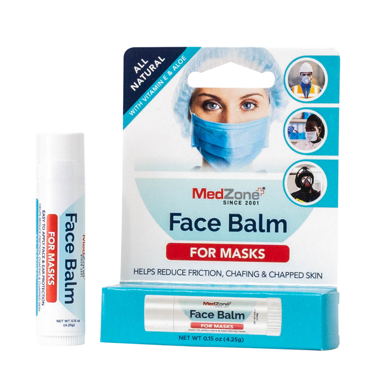 Face Balm For Masks (3 Pack) - MedZone
