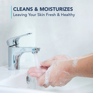 MedZone Hand Cleanser Soap - MedZone - Because EveryBODY Hurts -Hand Sanitizers, Prevent Blisters, Chafing, Face Mask Irritation