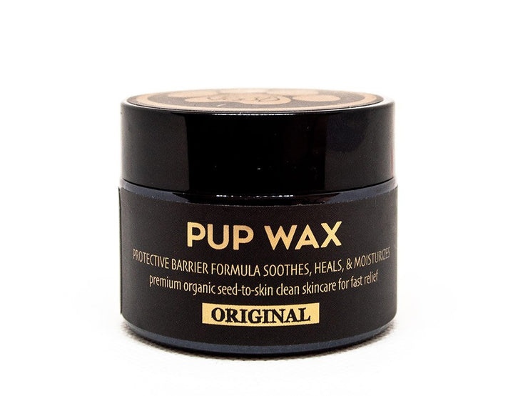 Pup Wax Original Dog Nose Balm and Paw Wax - Pup Wax dog paw wax and dry dog nose balm