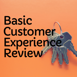 Basic Customer Experience Review