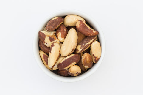 Gluten Free Ingredients Organic Brazil Nuts 3kg