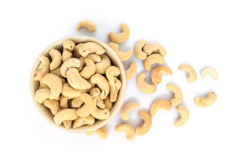 Gluten Free Ingredients Organic Cashews  Raw 3kg