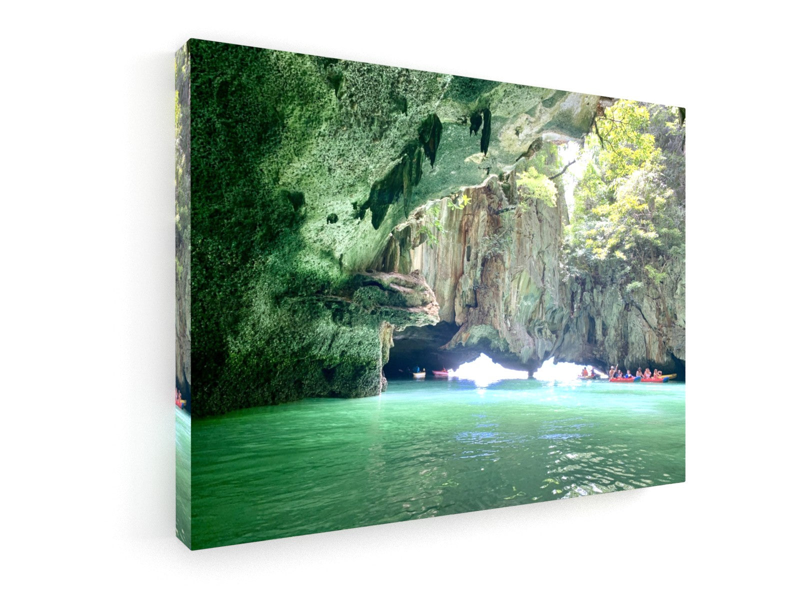 Stretched Canvas Classic – Premium - Caves