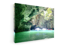 Load image into Gallery viewer, Stretched Canvas Classic – Premium - Caves