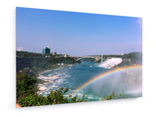 Load image into Gallery viewer, Poly Canvas Print - Niagara Falls