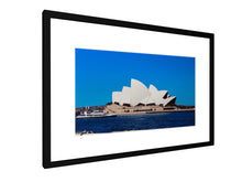 Load image into Gallery viewer, Framed print - Smooth - Sydney Opera House