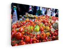 Load image into Gallery viewer, Stretched Canvas Classic – Premium - Tomatoes