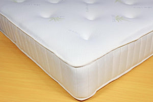 Mattress Aloe Vera Memory Foam 4 Foot