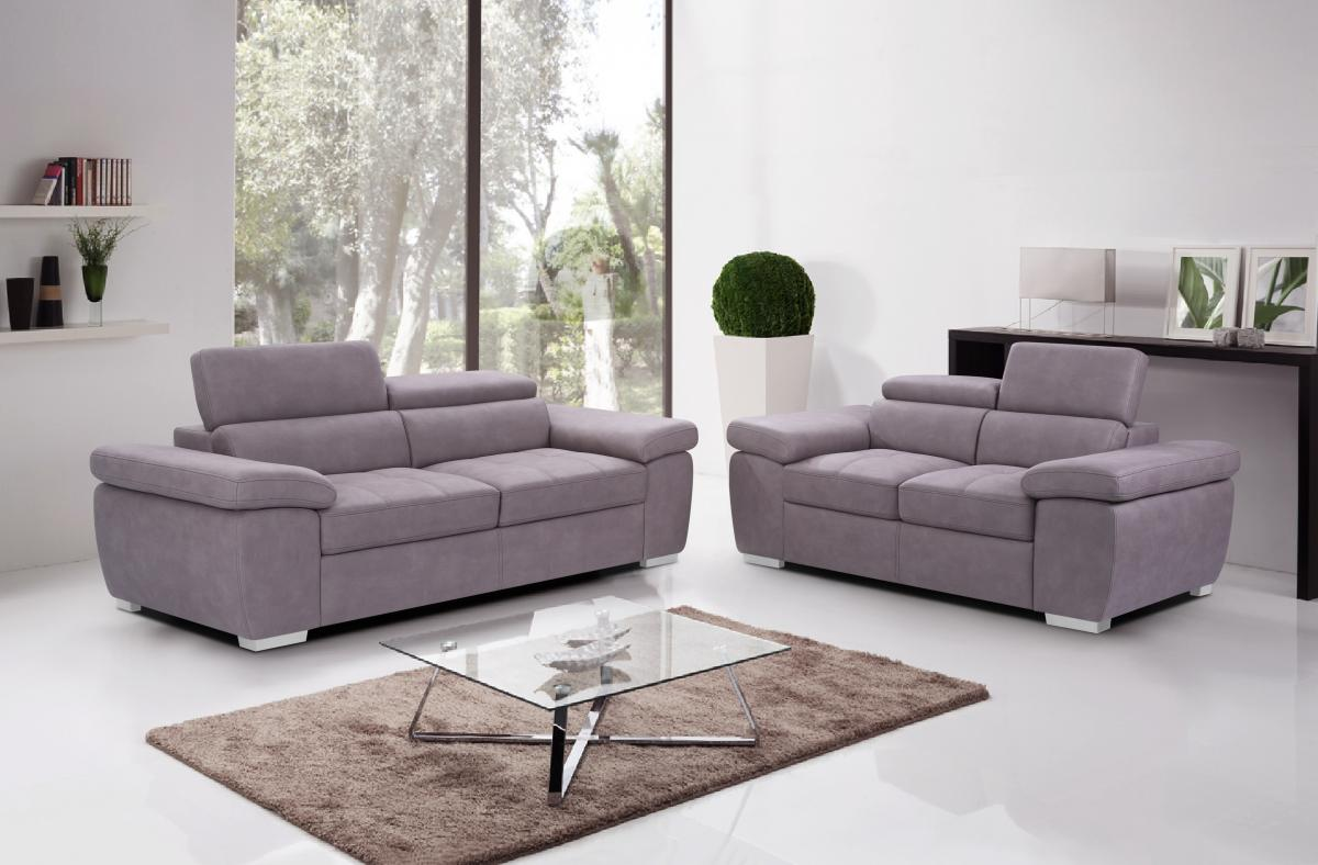 Amando Fabric 2 Seater Sofa