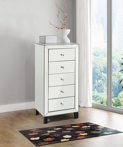 Augustina Chest 5 Drawer Narrow